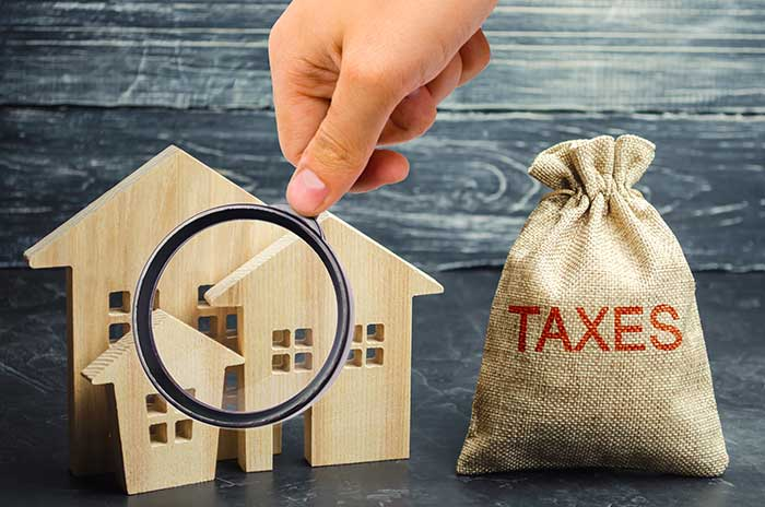 property taxes long island during covid